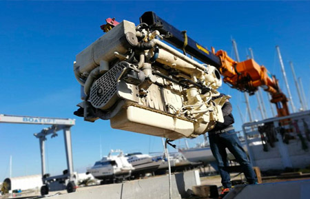 service riparazione motori ri service